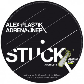 Alex Plastik & Adrenaliner Stuck