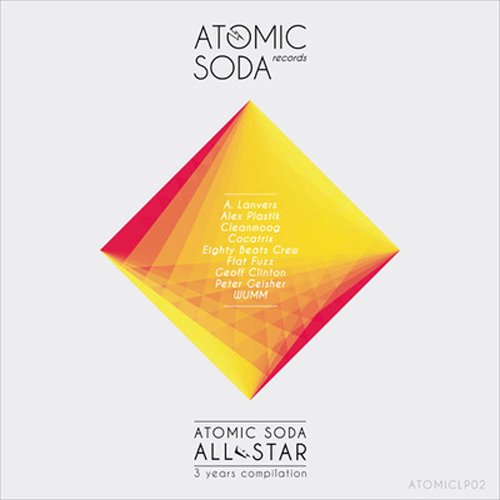 Atomic Soda All Star
