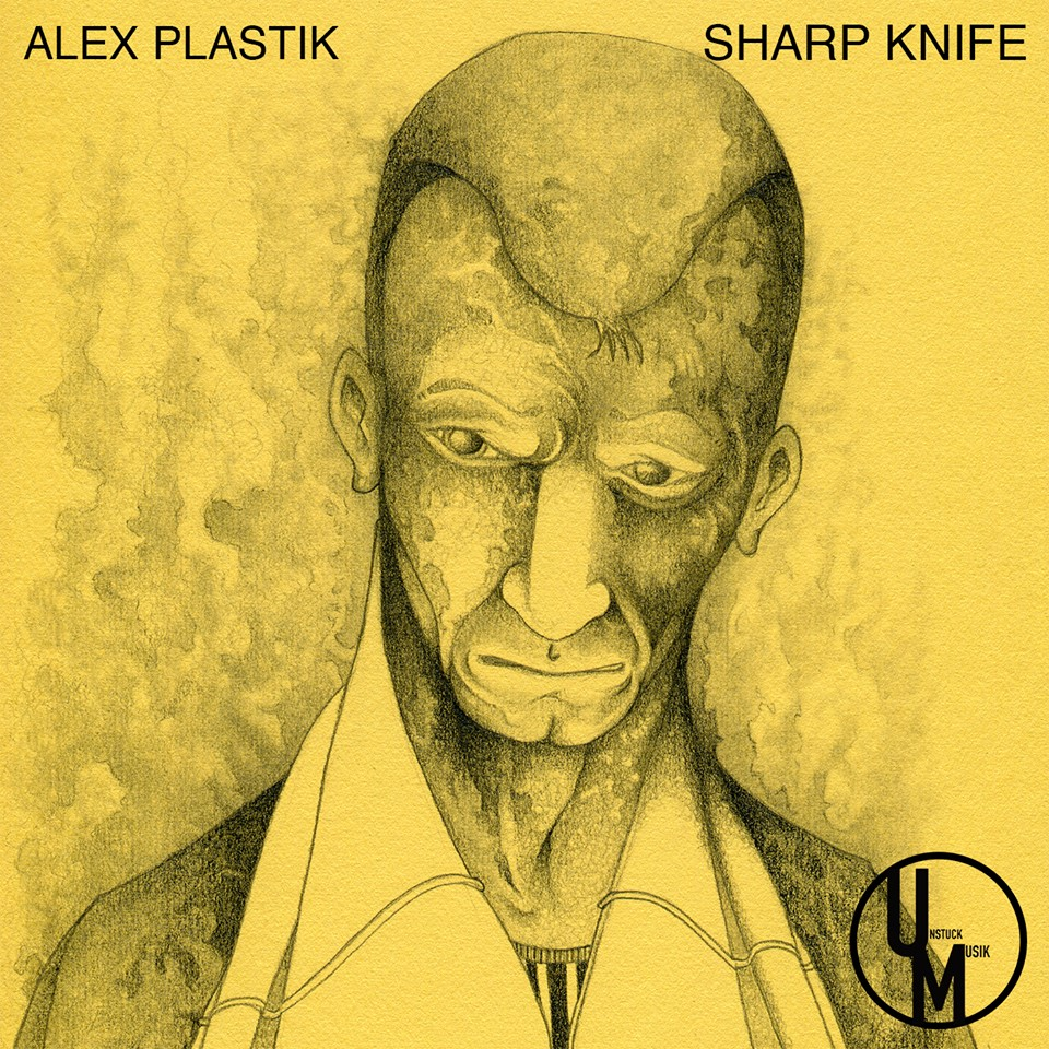 Alex Plastik Sharp Knife