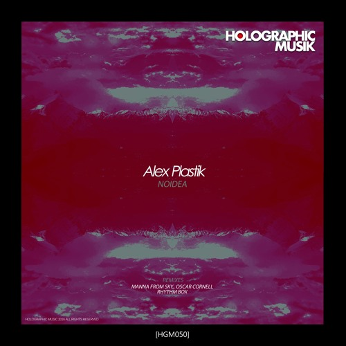 Alex Plastik - No idea