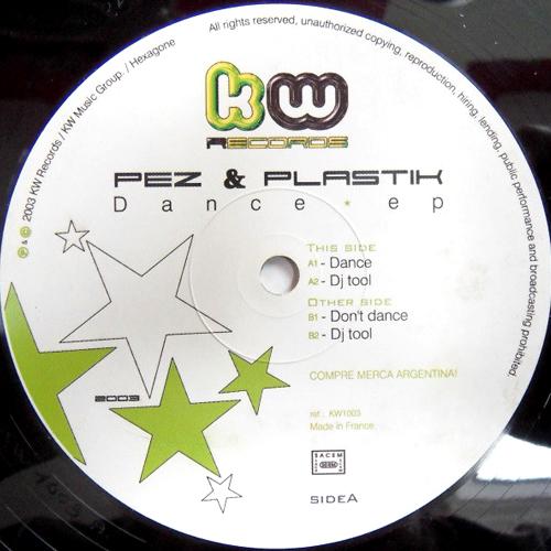 Pez & Plastik Dance EP